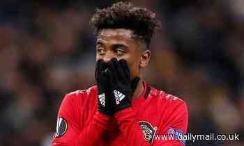 Angel Gomes hints at Manchester United exit as he 'removes mention of club from Instagram bio'
