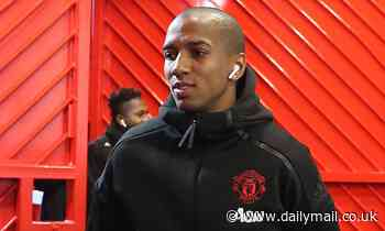 Manchester United 'set to release Ashley Young at the end of the season'