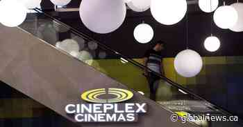 Cineplex to be bought by U.K.-based Cineworld in $2.8B deal