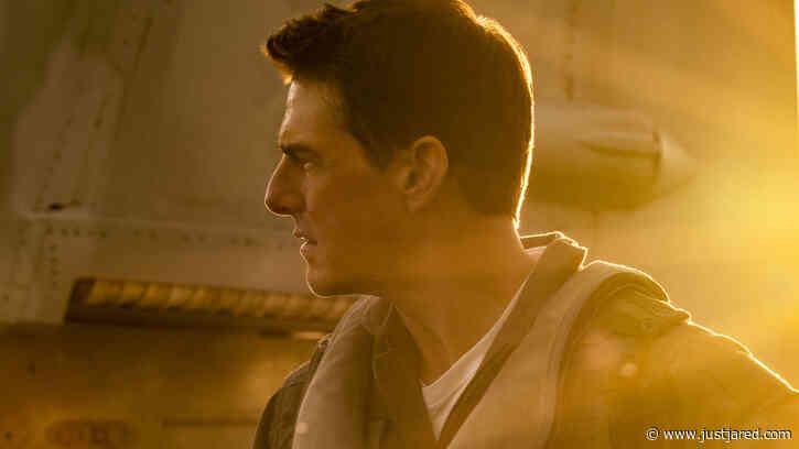 Tom Cruise Stars in 'Top Gun: Maverick' Trailer - Watch Now!