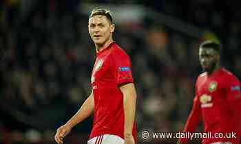 Inter Milan 'ready to offer Nemanja Matic an escape route from Manchester United in January'