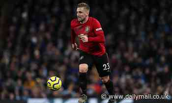 Manchester United defender Luke Shaw buys Harrods hampers for staff at club's training ground