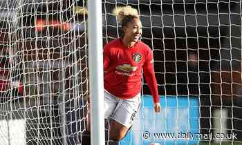 Manchester United Women forward Lauren James signs first professional contract