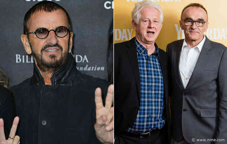 """Ringo Starr """"loved"""" Richard Curtis and Danny Boyle's Beatles movie 'Yesterday'"""