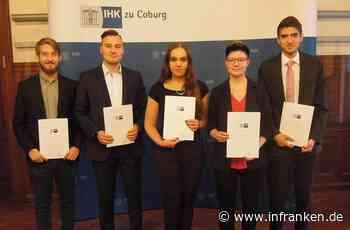 Große Ehre: Bayerns beste Azubis kommen aus Oberfranken - drei unter den Besten Deutschlands