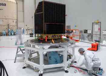 European satellite to study exoplanets set for launch on Tuesday