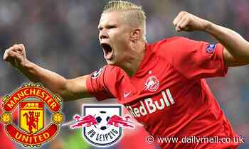 RB Leipzig chief confirms Erling Haaland offer as they battle with Manchester United