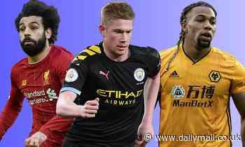 Premier League POWER RANKINGS: Raheem Sterling and Mo Salah among new entries