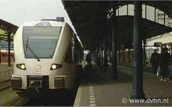 Late treinen tussen Groningen en Zuidhorn vervallen