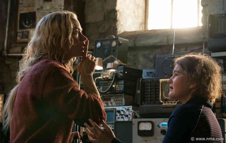 First image of Emily Blunt in 'A Quiet Place' 2 released