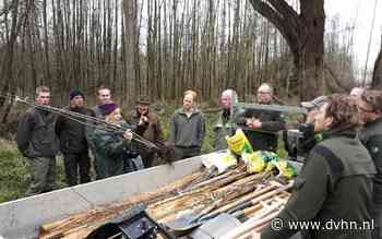 Oude boomgaard bij Mensingeweer wordt nieuw leven ingeblazen