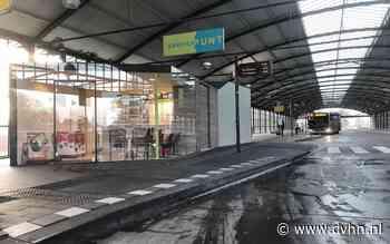 'Kiosk op busstation Veendam moet open'