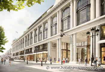 Six Senses London to Open 2023 in the Former Art Deco Whiteleys Department Store