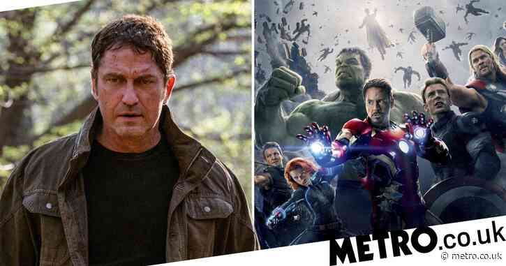 Avengers and Angel Has Fallen stunt coordinator on 'dreamland' Age Of Ultron and putting body on the line for film