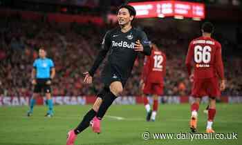 Transfer news RECAP: Takumi Minamino having Liverpool medical TODAY ahead of £7.25m January move