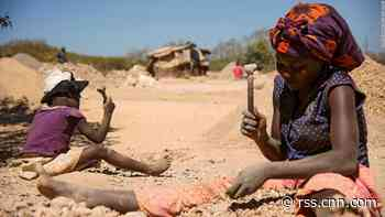 Apple, Google, Microsoft, Dell and Tesla are sued over alleged child labor in Congo