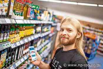 Coburger entwickelt Spiel-App für Gang in den Supermarkt