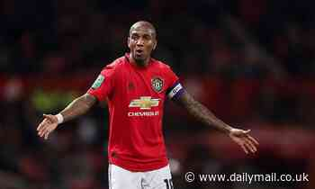 Manchester United might let Ashley Young leave in January with Nemanja Matic also keen to exit