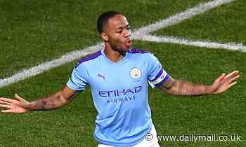 Raheem Sterling says scoring more than Sergio Aguero will mean nowt if Man City don't win a trophy