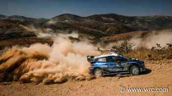 The greatest stages of the FIA WRC