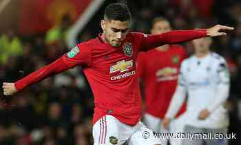 'We are desperate to win a trophy': Andreas Pereira believes Man United have evolved under Solskjaer