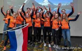 Schaatser Remo uit Peize en shorttracker Jenning uit Groningen naar Jeugd Olympische Spelen