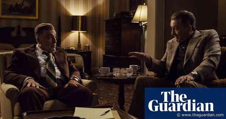 The 50 best films of 2019 in the UK: No 1 – The Irishman