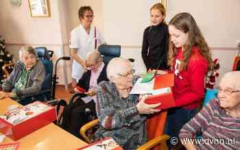 Kerstwarmte basisschoolleerlingen Nieuwe Pekela maakt emotie los bij oudere Clockstede