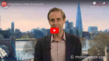 Money Minute Friday 20 December: public sector borrowing in the UK