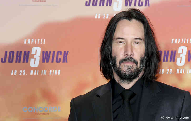 Keanu Reeves has begun stunt training for 'Matrix 4' and 'John Wick 4'