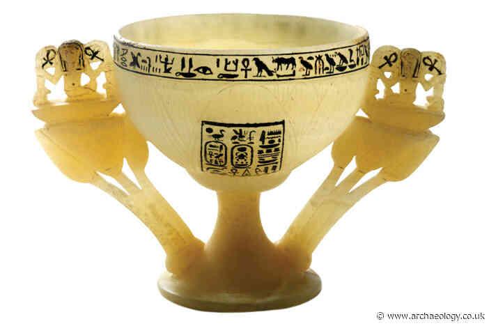 Review – Tutankhamun: treasures of the golden pharaoh