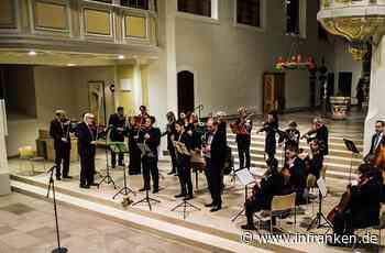 Weihnachtskonzert mit dem Collgium musicum Coburg in St. Moriz