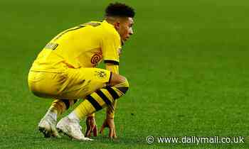 Chelsea near to £120m Jadon Sancho transfer as they look to pip Liverpool and Manchester United