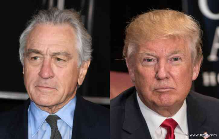 "Robert De Niro continues his criticism of Donald Trump: ""I used to call him a pig, but pigs have dignity"""