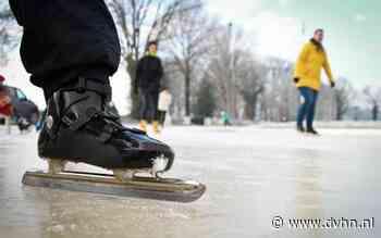 Kans op schaatspret in januari