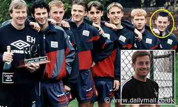 The forgotten man among the Class of 92: Injury robbed Terry Cooke of a career at Manchester United