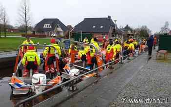 Opnieuw zorgt sluis voor vertraging Serious Rescue