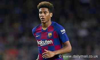 Manchester United 'join race' to sign Barcelona youngster Jean-Claire Todibo