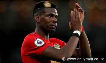 Paul Pogba's cameo shows Manchester United need his creative spark to rescue dismal season