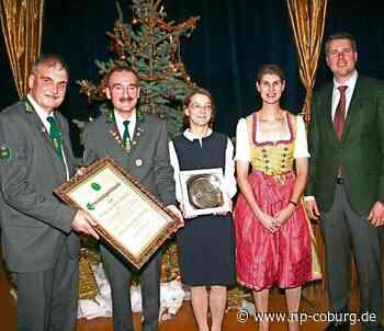 Hans-Herbert Hartan jetzt Ehrenoberschützenmeister