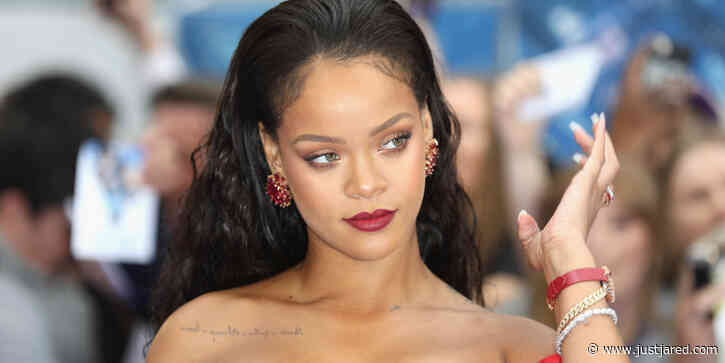 Rihanna Says She's Listening to 'R9' & Refusing to Release It!