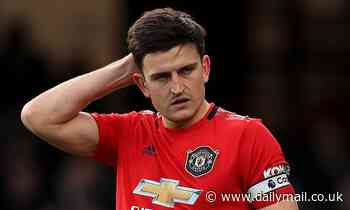 Maguire does not know why 'sloppy' Manchester United keep losing to 'lower opposition'