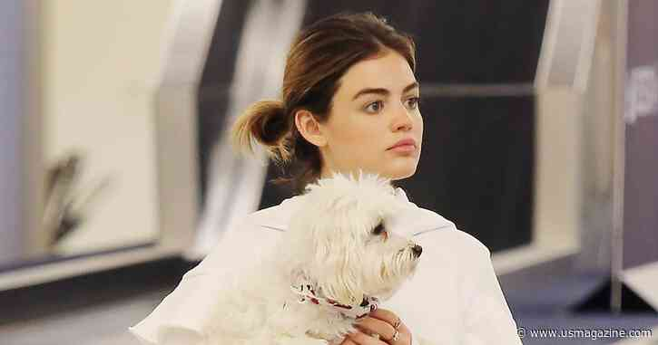 Lucy Hale and More Stars Who've Named Their Pets After Other Celebs