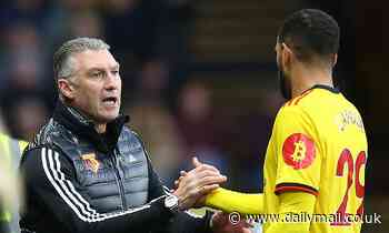 Nigel Pearson confident Watford can pull off a great escape after downing Manchester United