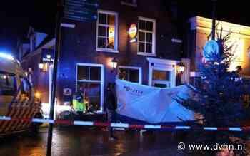 Man neergestoken aan Zuidkade Drachten, slachtoffer naar Groningen, omstanders slaags met politie