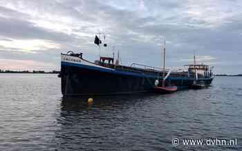 Wachtschip scoutinggroep Chauken uit Groningen blijft varen dankzij donatie van chemiebedrijf