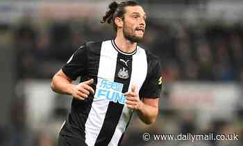 Steve Bruce hails impact of Andy Carroll on reviving fortunes of the Magpies