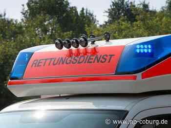 Verletzt: Mofa-Fahrer stürzt in Ebersdorf