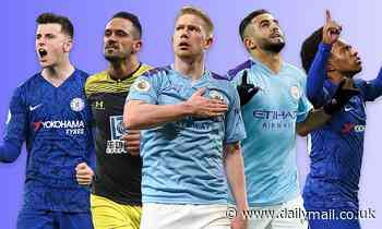 Premier League Power Rankings: Does Kevin De Bruyne hold on to No 1 spot?