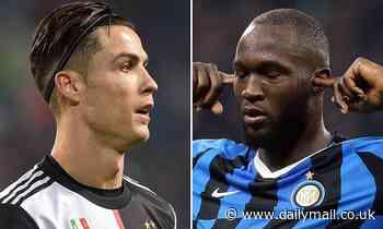 Romelu Lukaku reveals warning he received about scoring in Italy from Cristiano Ronaldo
